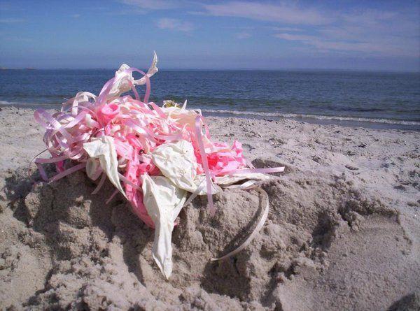 globos contaminan el mar