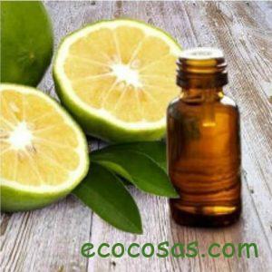 Aceite esencial de bergamota propiedades