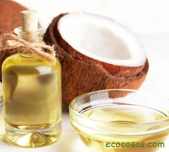 como usar el aceite de coco
