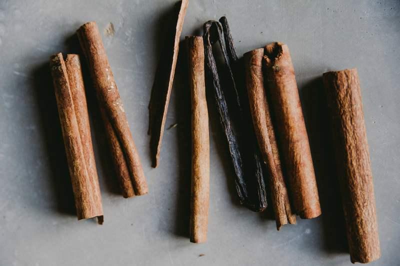 esencia de vainilla