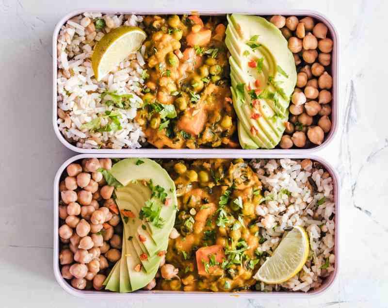 alimentos proteínas vegetales
