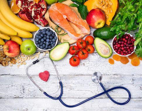 como influyen los alimentos y la dieta en la salud