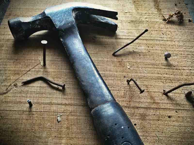 herramientas madera