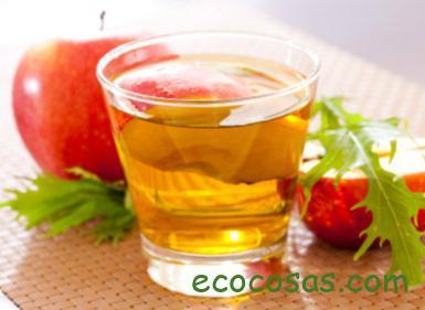 Vinagre de manzana con miel para adelgazar