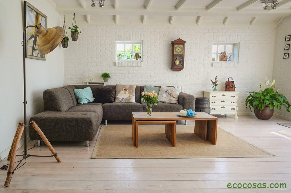 6 Claves para decorar tu casa con el estilo eco-friendly 1