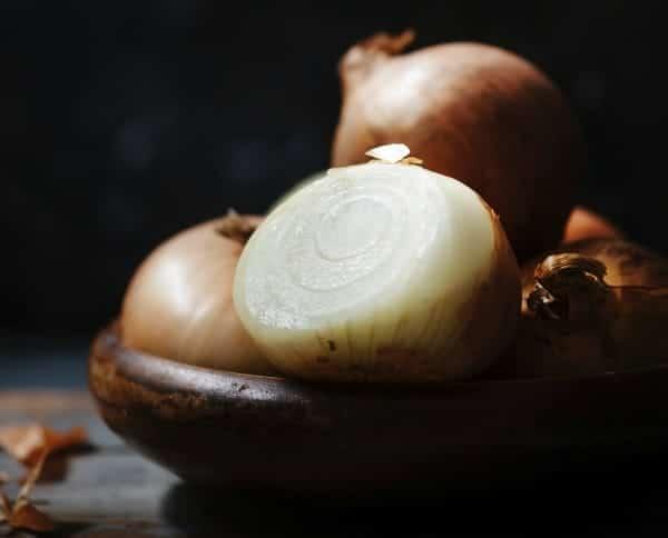 properties of purple onion