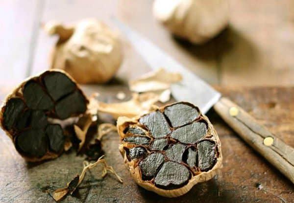 ajos negros
