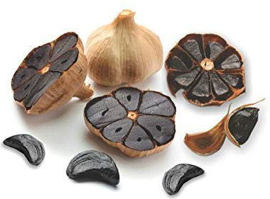 como hacer ajo negro