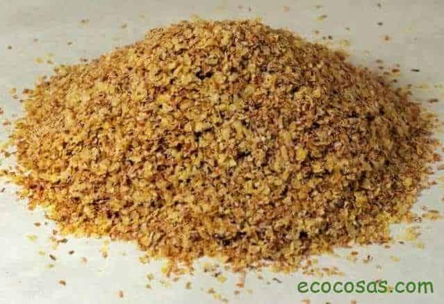 como tomar germen de trigo