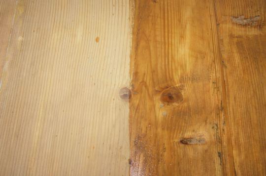 aceite de linaza para madera