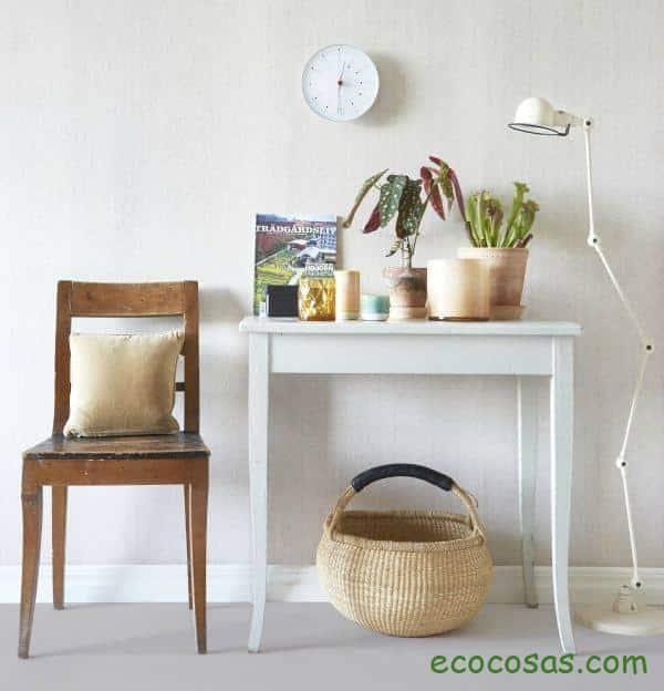 decoracion ecologica interiores