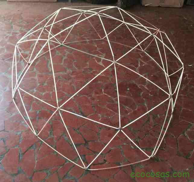 estructuras geodesicas