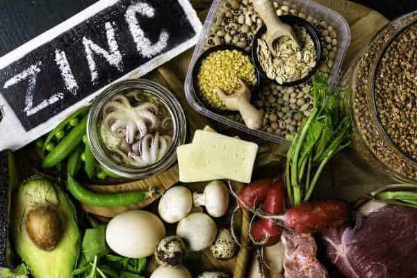 Zinc. Propiedades, contraindicaciones y alimentos ricos en este mineral 1