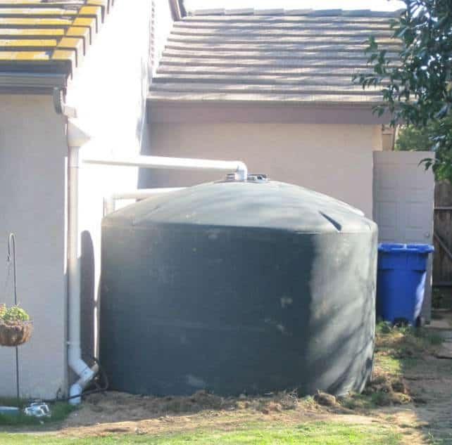 captacion de agua de lluvia