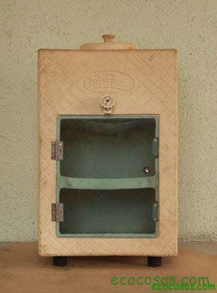 Crea una nevera que funciona sin electricidad 1
