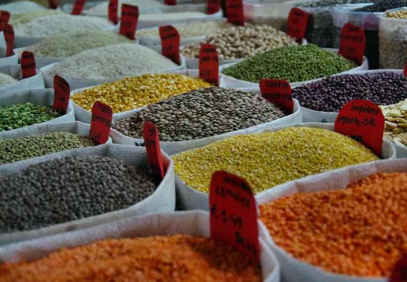 legumbres proteinas