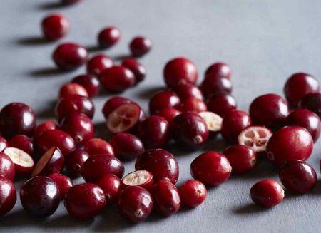 arandanos rojos