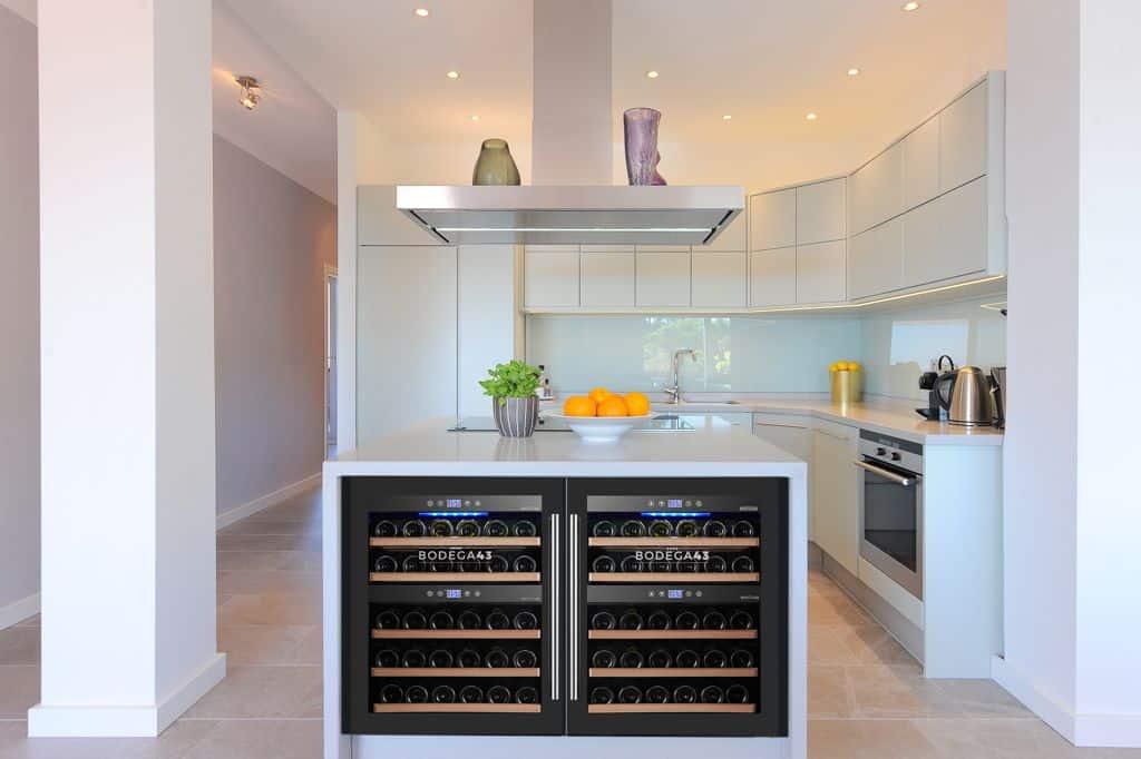 Vinotecas para cocinas moderna y sostenibles 1