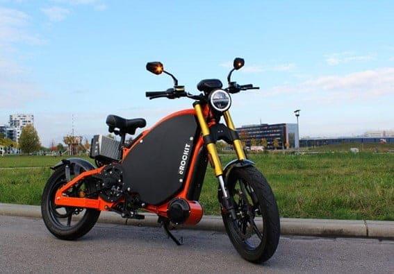 Descubre por qué adquirir los nuevos modelos de motos eléctricas 1