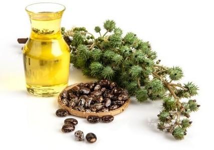 para que sirve el aceite de ricino