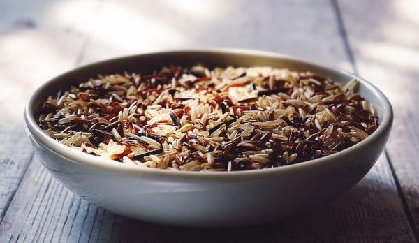 ranking de alimentos con fibra