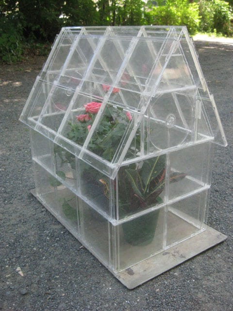 Invernadero casero DIY: 10 planos y algunas ideas para crearlo 4