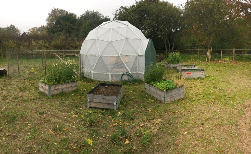 Invernadero casero DIY: 10 planos y algunas ideas para crearlo 9