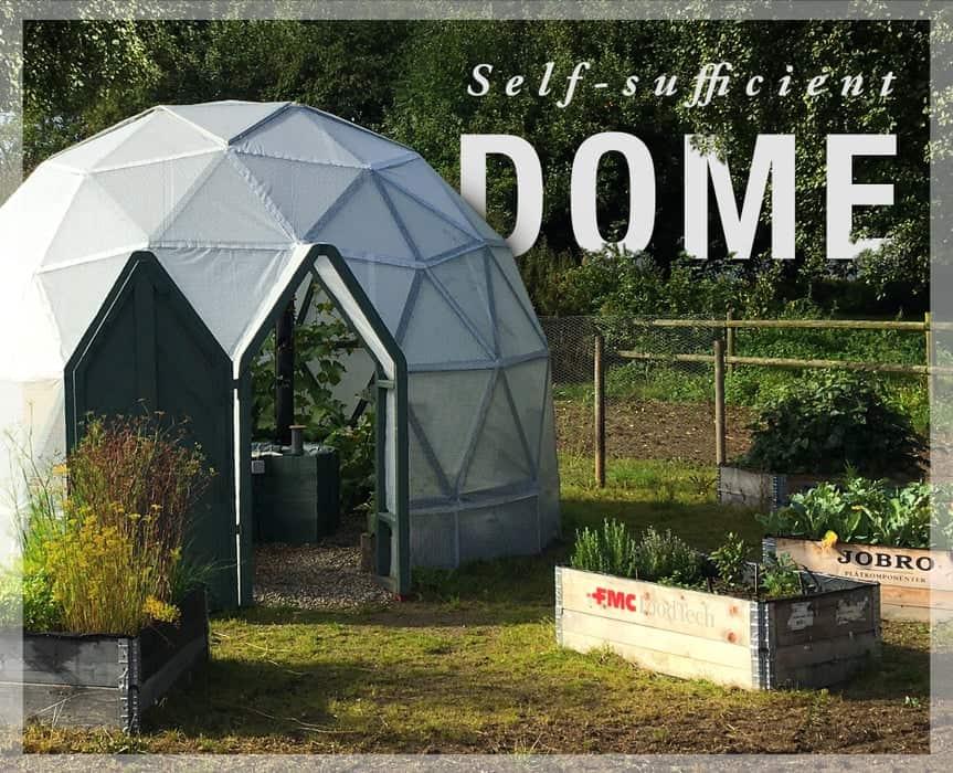 Invernadero casero DIY: 10 planos y algunas ideas para crearlo 6