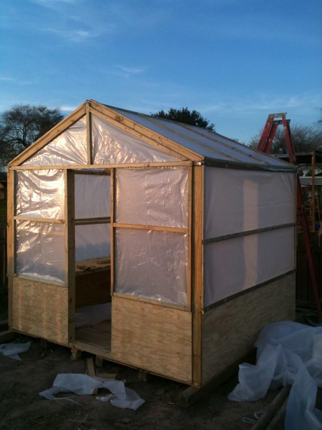 Invernadero casero DIY: 10 planos y algunas ideas para crearlo 15