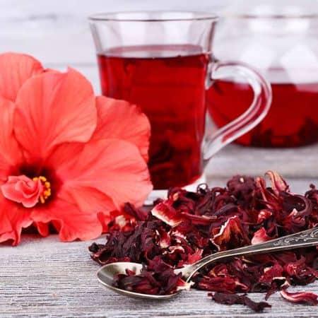 Té de Hibisco, Beneficios, Contraindicaciones y Cómo prepararlo 1