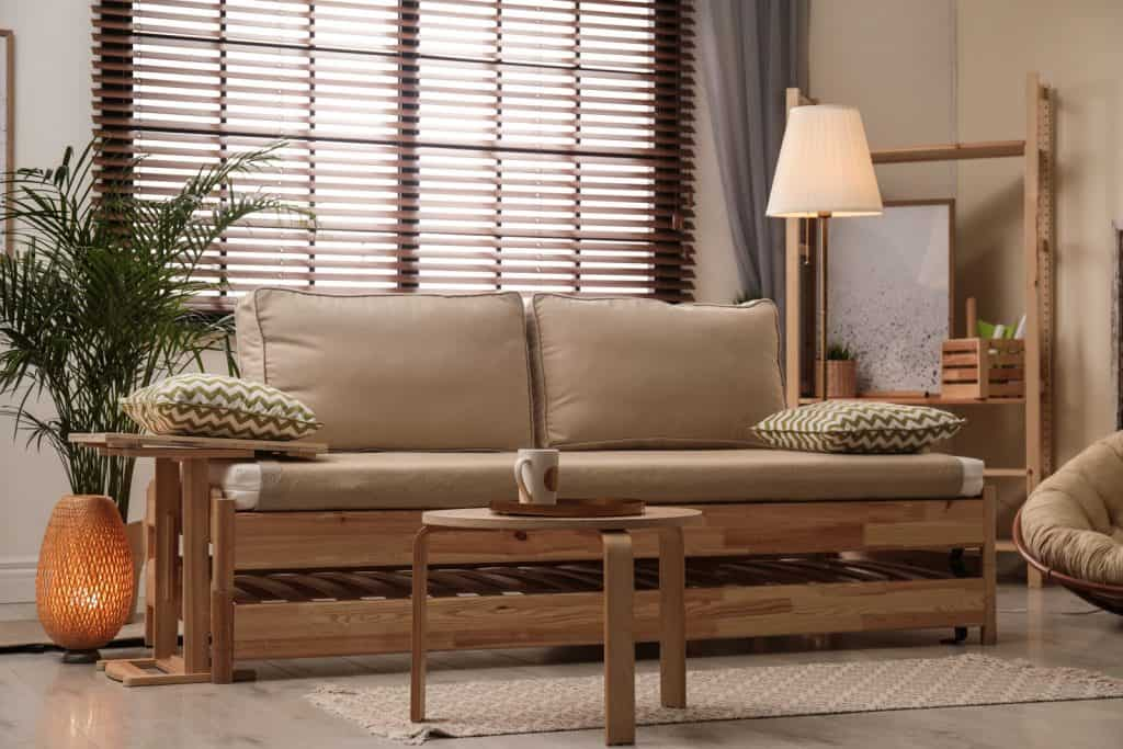 La versatilidad de las persianas de madera 1