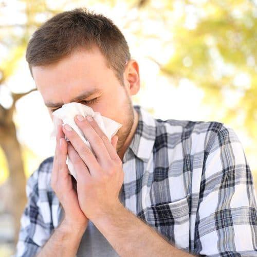 que tomar para la alergia