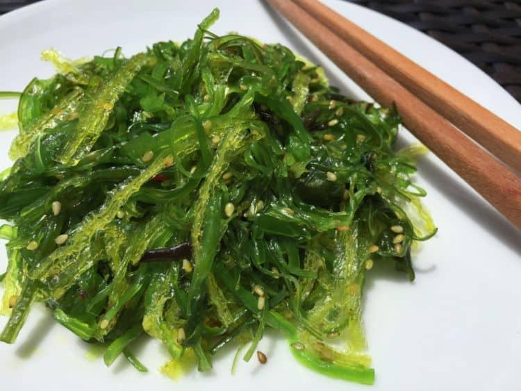 alga wakame